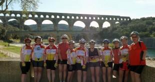 les cyclotes des randonneurs cyclotouristes golenois 3