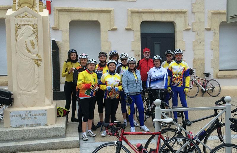 100 km Audax féminin