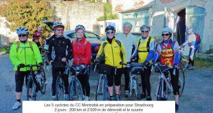Les 5 cyclotes du CC Montrabé