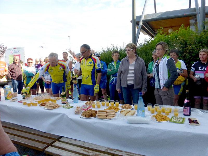 Un voyage sous le signe de la solidarité pour les cyclotes du Maine-et-Loire