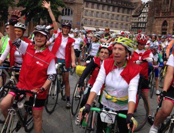 Toutes à vélo – Strasbourg 2016, une belle expérience