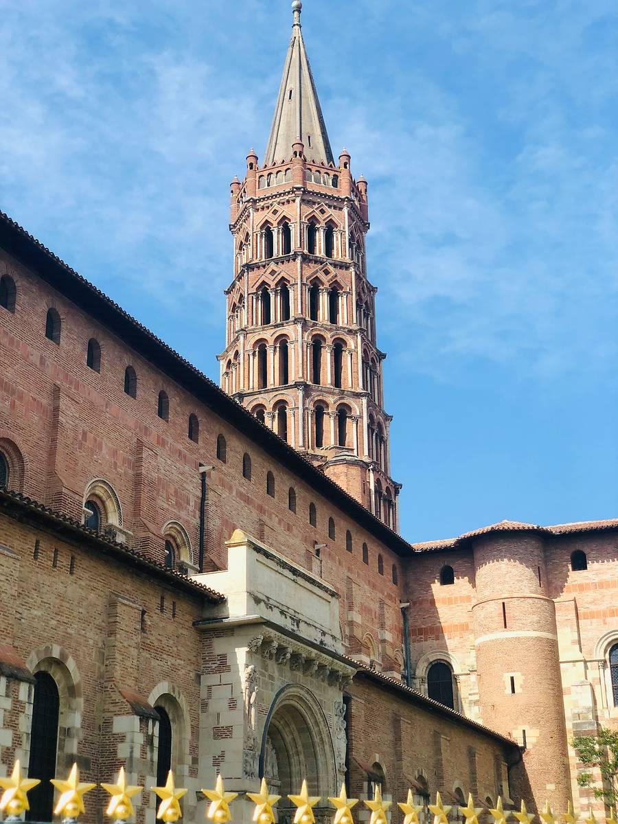 Saint-Sernin @Natoetsy Raymonde – Agence d'attractivité Toulouse